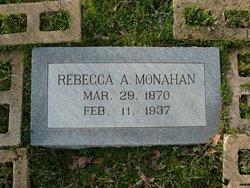 Rebecca A. <i>Paine</i> Monahan