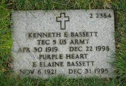 Kenneth Edward Bassett