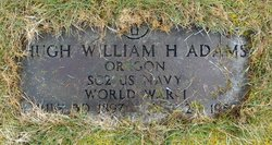 Hugh William Hobart Adams