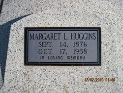 Margaret Luzia <i>Kato</i> Huggins