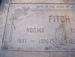 Mrs Norma <i>Welch</i> Fitch