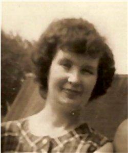 Virginia Cecila <i>Clark</i> Buckley