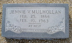 Jennie Viola <i>Halliburton</i> Mulhollan