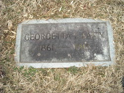 Georgetta <i>Thompson</i> Baity