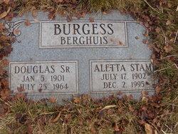 Douglas Burgess, Sr