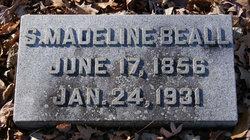 Sarah Madeline <i>Stevenson</i> Beall