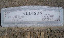 James Artie Addison