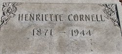 Henriette Nettie Cornell