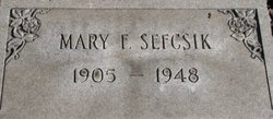 Mary Sefcsik