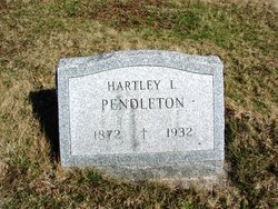 Hartley L Pendleton