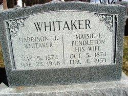 Maisie Ilene <i>Pendleton</i> Whitaker