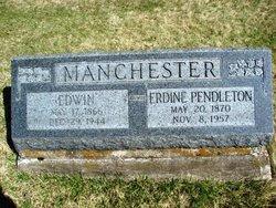 Erdine Cynthia <i>Pendleton</i> Manchester