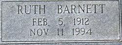 Ruth <i>Barnett</i> Baldwin