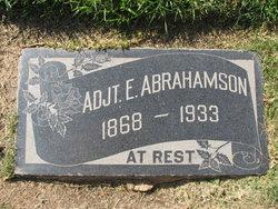 E. Abrahamson