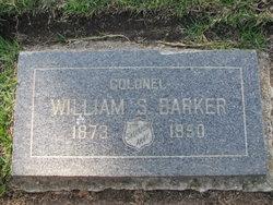 William S. Barker