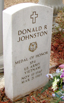Donald Ray Johnston