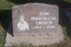 Zion Evangelical Cemetery