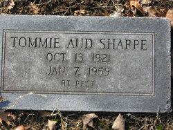 Tommie <i>Aud</i> Sharpe