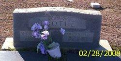 Mary Aderline <i>Gillis</i> Tootle