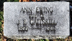 Mrs Ann <i>Ewing</i> Gaitskill