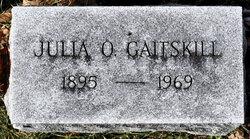 Julia O. Gaitskill