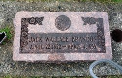 Jack Wallace Brandon