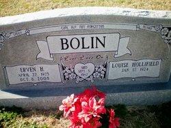 Louise Alma <i>Hollifield</i> Bolin
