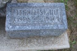 Jennie Elizabeth <i>Swartz</i> Stahl