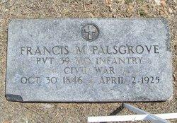 Frances M. Palsgrove