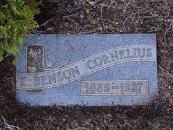 Elijah Benson Cornelius