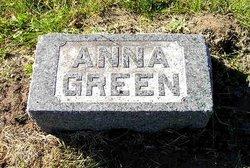 Anna <i>Green</i> Maynard