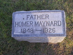 Homer Allen Maynard