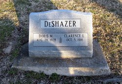 Clarence L Shorty DeShazer