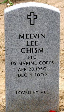 PFC Melvin Chism