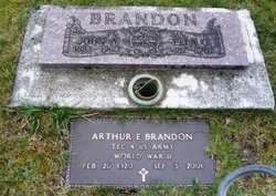 Arthur Elvin LaVerne Brandon