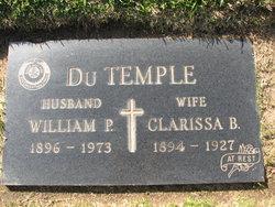 William P. Du Temple