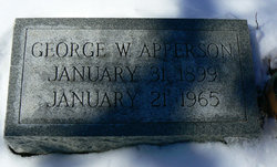 George William Apperson