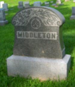 Emma J. <i>Stone</i> Middleton