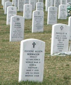 Sgt Eugene Allen Berwager