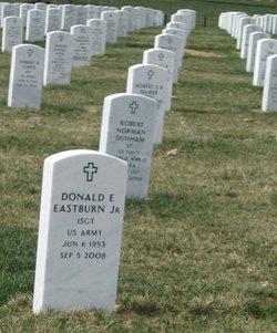 Sgt Donald E Eastburn, Jr