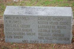 Victorine Thomas <i>Ghent</i> Arnold