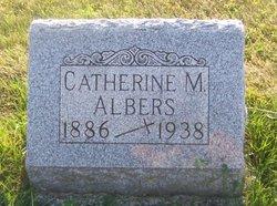 Catherine M Albers