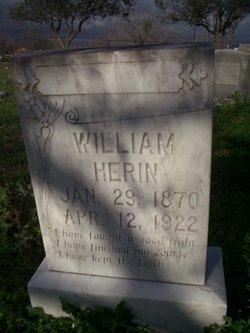 William M Herin