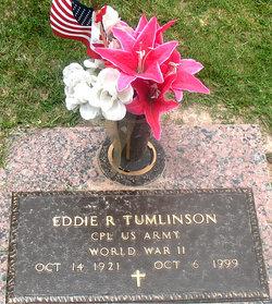 Eddie Rode Tumlinson