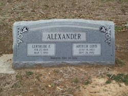 Arthur Loyd Alexander