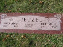 John Adam Dietzel