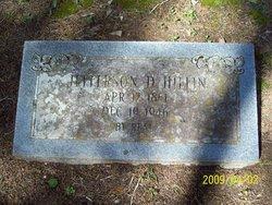 Jefferson Davis Hillin
