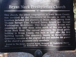Bryan Neck Presbyterian Church Cemetery