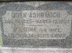 John Ashbaugh