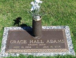 Grace Hall Adams